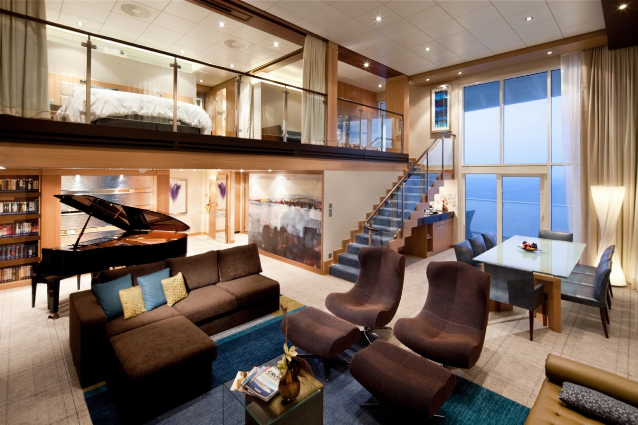 Oasis of the Seas cabin  Oasis Of The Seas Rooms Layouts