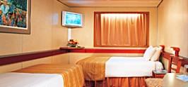 Carnival Fantasy cabin R201 -
