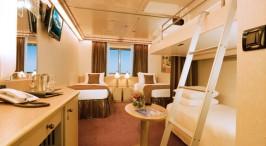 Carnival Dream cabin 1416 -