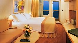 Carnival Conquest cabin 6442 -