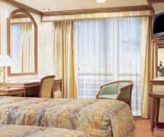 Princess Coral Princess cabin B330 -