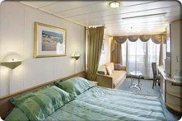 Royal Caribbean Rhapsody of the Seas cabin 7536 -