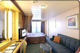 Royal Caribbean Mariner of the Seas cabin 9658 -
