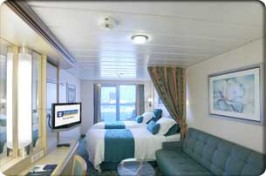 Royal Caribbean Freedom of the Seas cabin 9696 -