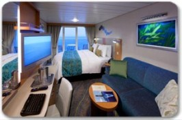 Royal Caribbean Allure of the Seas cabin 12728 -