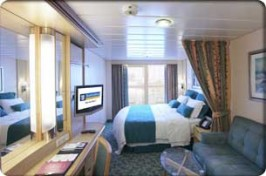 Royal Caribbean Independence of the Seas cabin 7708 -