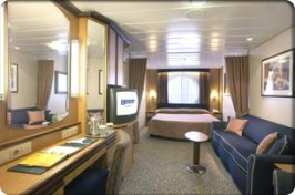 Royal Caribbean Jewel of the Seas cabin 3634 -