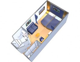 Royal Caribbean Freedom of the Seas cabin 9561 -