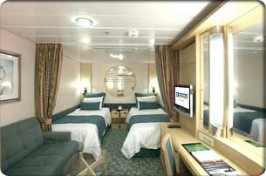 Royal Caribbean Independence of the Seas cabin 9561 -