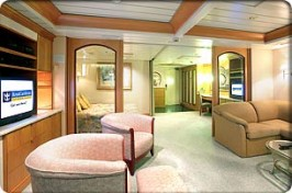 Royal Caribbean Grandeur of the Seas cabin 8000 -
