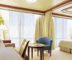 Princess Coral Princess cabin C643 -