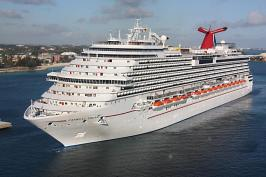 Carnival Dream - External Photo Port Side
