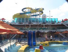 Carnival Dream - Pool and Slide
