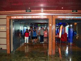 Carnival Dream - Casino and Shopping Entrance