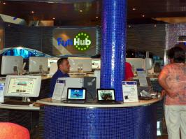 Carnival Dream - Computers and Internet Cafe