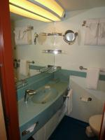 Carnival Dream cabin 6477 - Vanity Sink