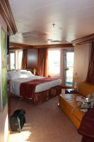 Carnival Dream cabin 9206 - GREAT ROOM!!!!  So Big