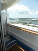 Carnival Dream cabin 9206 - Balcony View