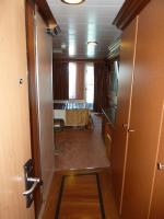 Carnival Ecstasy cabin V27 - View from Door