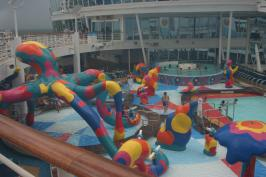 Royal Caribbean Oasis of the Seas - Kids Area