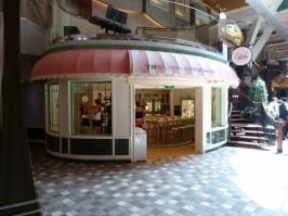 Royal Caribbean Oasis of the Seas - Cupcake Shop