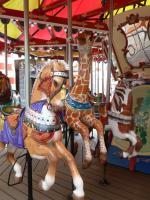 Royal Caribbean Oasis of the Seas - Carousel Merry Go Round