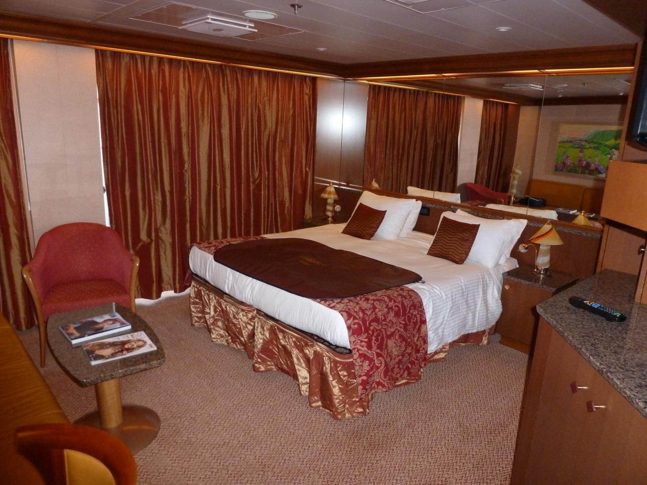Carnival Dream Ocean Suite Carnival Dream Ocean Suite