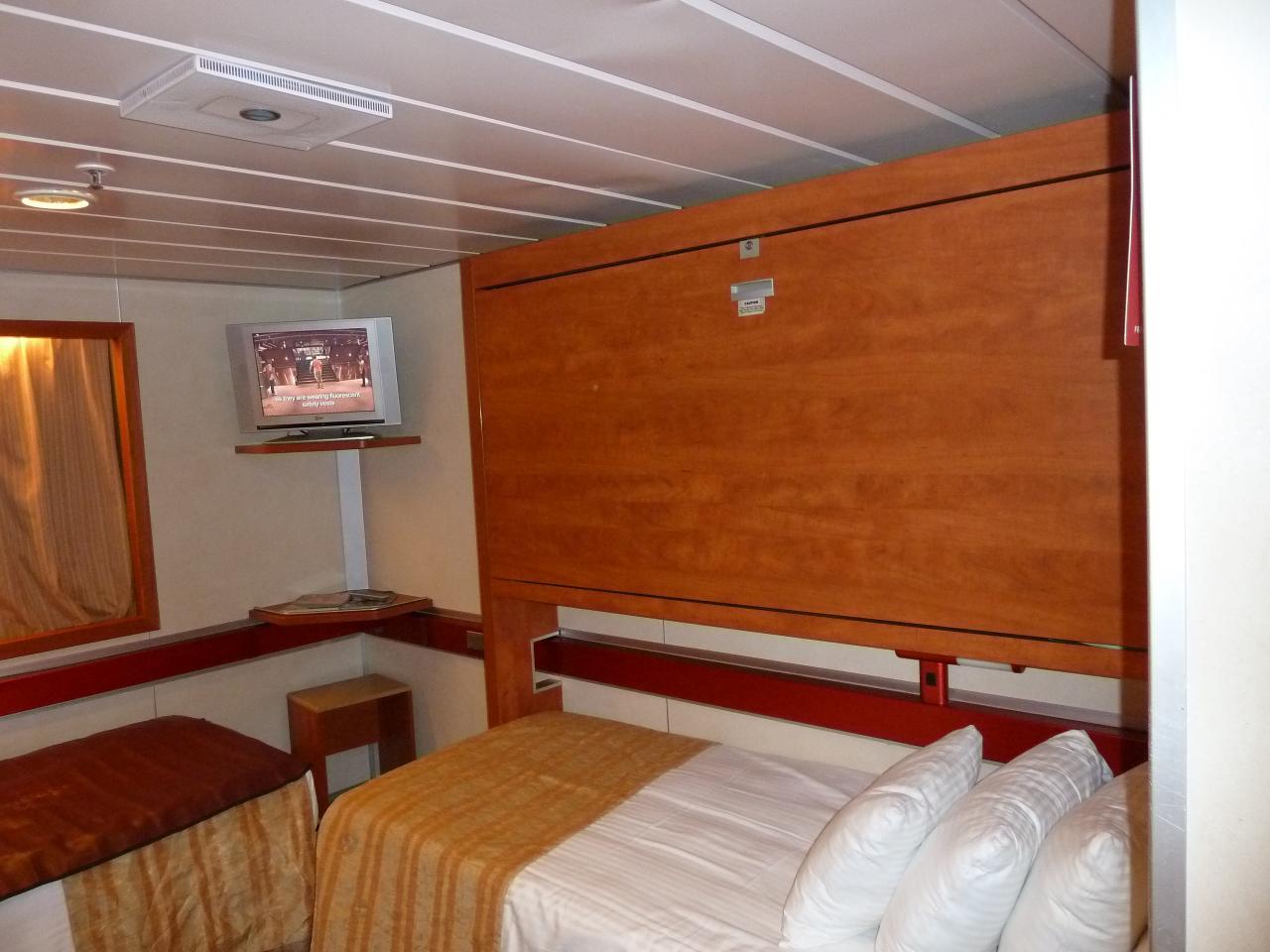 Carnival Ecstasy Interior Rooms Carnival Ecstasy cabin