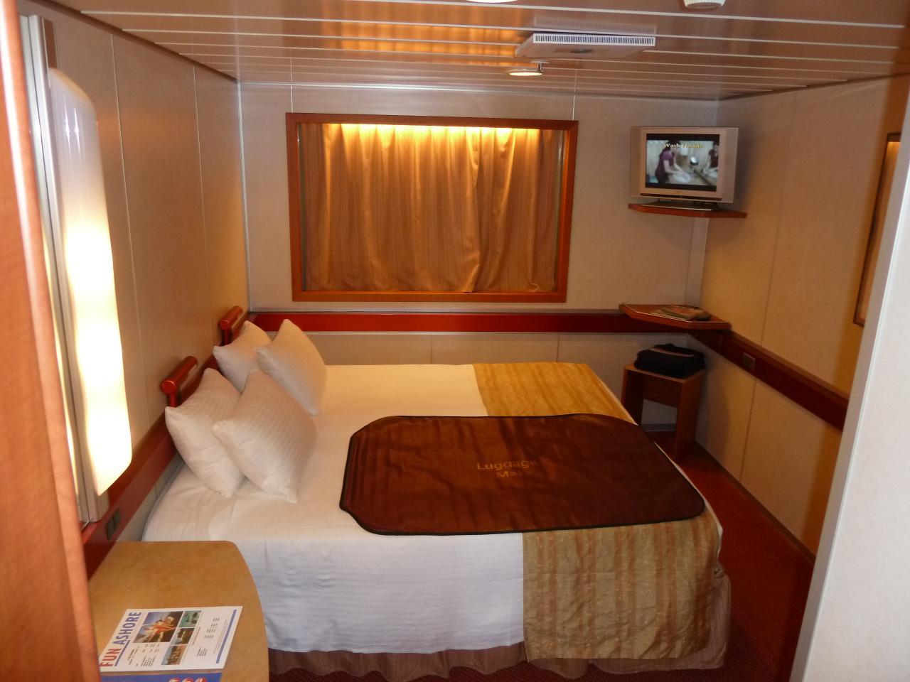 Carnival Ecstasy Interior Rooms Carnival Ecstasy cabin E80