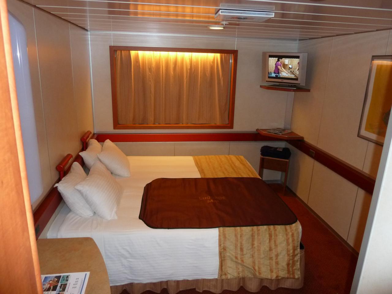 Carnival Ecstasy Interior Rooms Carnival Ecstasy cabin E96